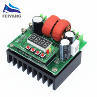DC DC 400W 6 40V To 8v 80v 10A Boost Converter Step Up Module Power Supply