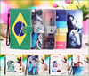 For Nokia 610 Case Multi Colors Flip PU Leather Phone Wallet Cases For Nokia Lumia 610
