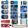 16 em 1 Sensor Módulos Projeto Starter Kits para Arduino Raspberry Pi Casa Inteligente