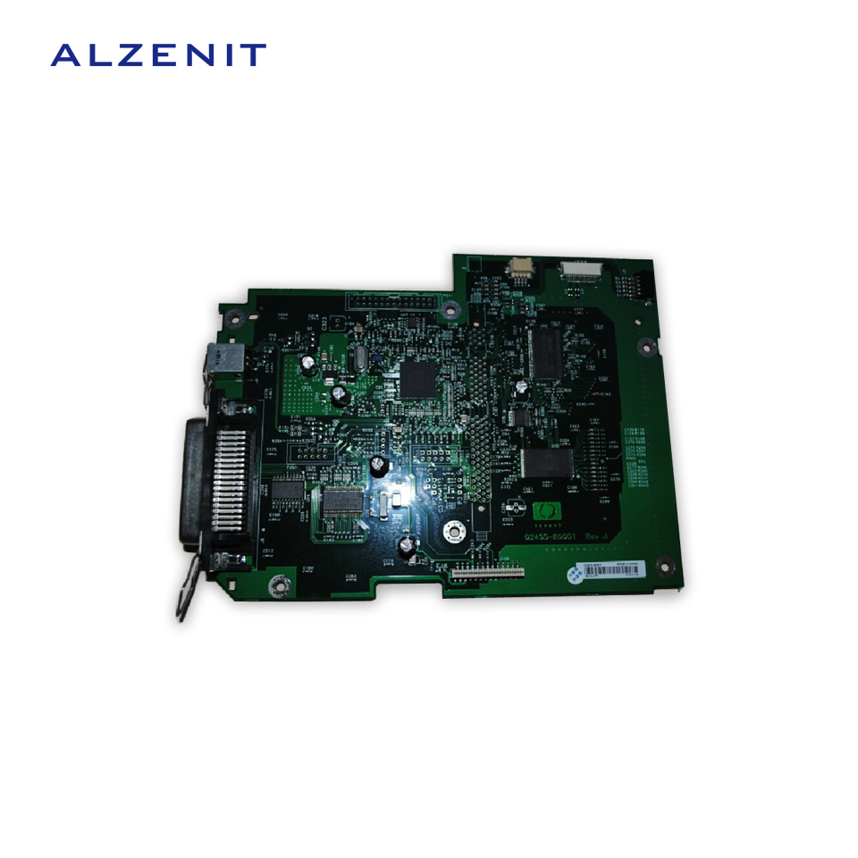 ALZENIT For HP 1150 1300 Original Used Formatter Board Q1890-60001 Q2455-60001 Laser Printer Parts On Sale alzenit for hp 1150 1300 used laser head printer parts on sale