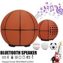 Wireless Mini ลำโพงเบสบอลบาสเกตบอลฟุตบอล Golf Ball Shaped นวัตกรรม Plug Card เสียงกลางแจ้งอุปกรณ์ MP3