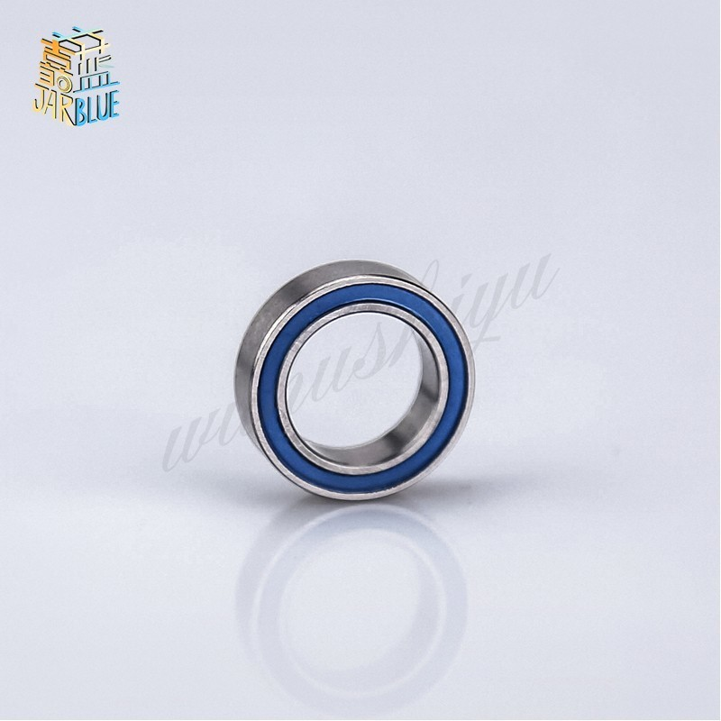 12x18x4 mm Blue 10 Pcs 6701-2RS Rubber Double Sealed Ball Bearing 6701RS