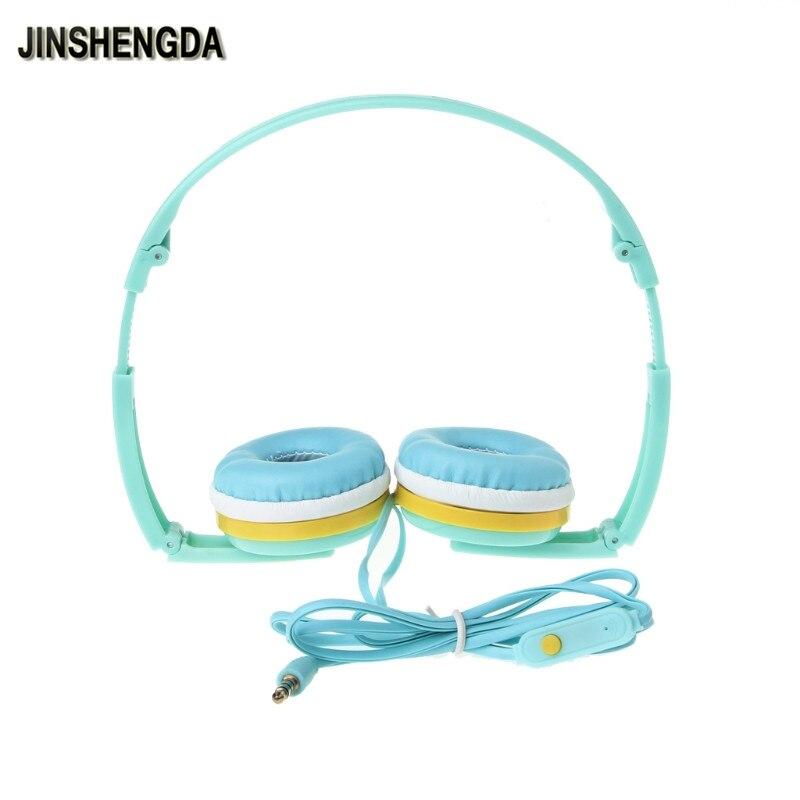 JINSHENGDA 1 PC Foldable Adjustable Headset Headphone With Mic For Laptop PC MP3/4 Smartphone laptop keyboard for hp for envy 4 1014tu 4 1014tx 4 1015tu 4 1015tx 4 1018tu backlit northwest africa 692759 fp1 mp 11m6j698w