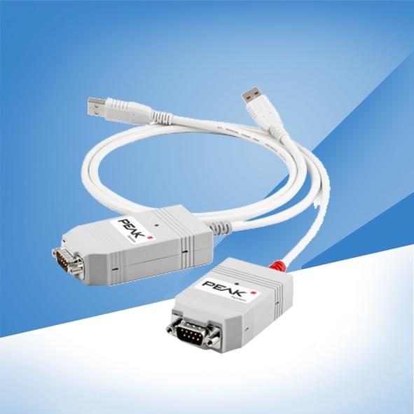 PCAN-USB 002021/002022 PEAKCAN Support PCAN Explorer