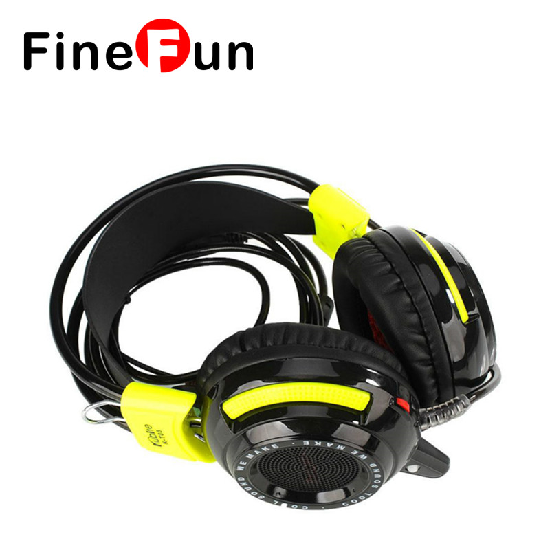 ФОТО Original Kubite K-T03 Vibration Gaming Headphone Stereo Super Bass USB 3.5mm Wired Headset Earphone w/Mic Free shipping