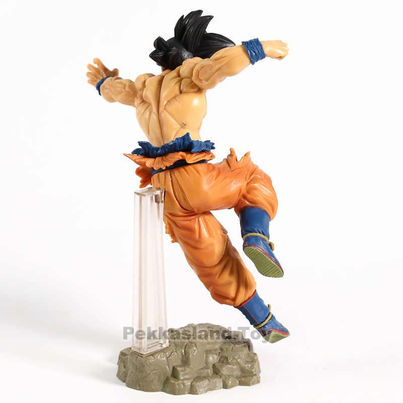 Tag Lutadores De Dragon Ball Z DBZ Goku VS Freeza Figura de Ação Brinquedos Modelo Figurals Crianças Bonecas Brinquedos