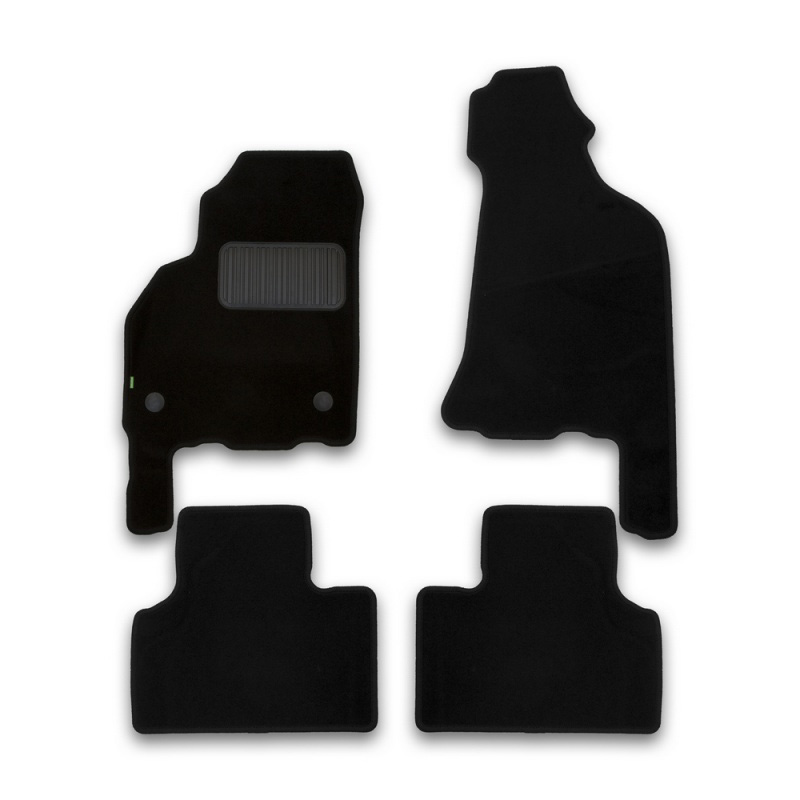 Mats in salon Klever Standart For LADA Priora 2009->, Oon... 4 PCs (textile) tcrt5000 reflective infrared sensor photoelectric switches 10 pcs