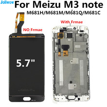 цены на FOR Meizu M3 note M681H M681M M681Q LCD Display +Touch Screen+tools Digitizer Assembly Replacement for phone Meilan Note3 LCD  в интернет-магазинах