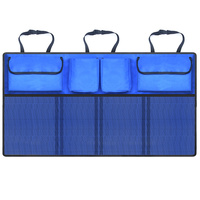 Car Cute Cartoon Seat Storage Bag Hanging Carrier Seat Back Storage Bag Trunk Net Bag Backrest