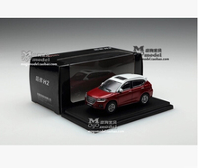 Original Great Wall Hover H2 HAVAL 1 64 car model Simulation of high quality alloy collectibles