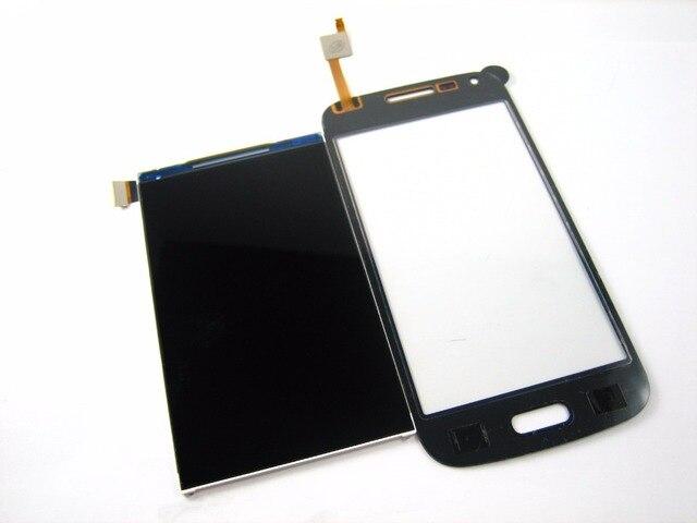 Замена ЖК-Дисплей + Сенсорный Экран Digitizer для Samsung Galaxy Core Plus SM-G350 G350 Черный