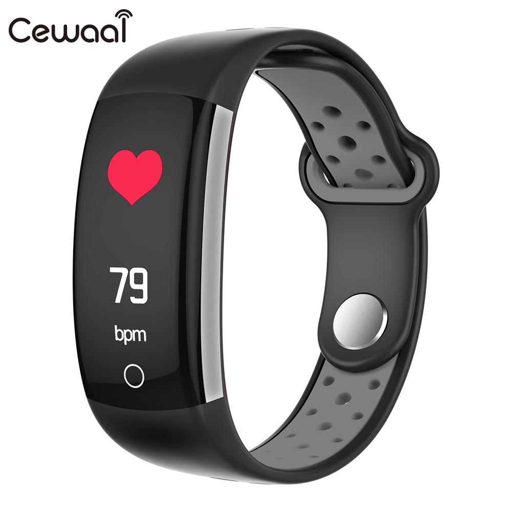 Smartwatch Multifunction Smart Wristband IP68 Information Storage Pedometer Smart Bracel ...