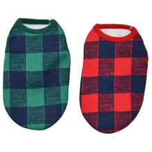Autumn Winter Small Dog Vests