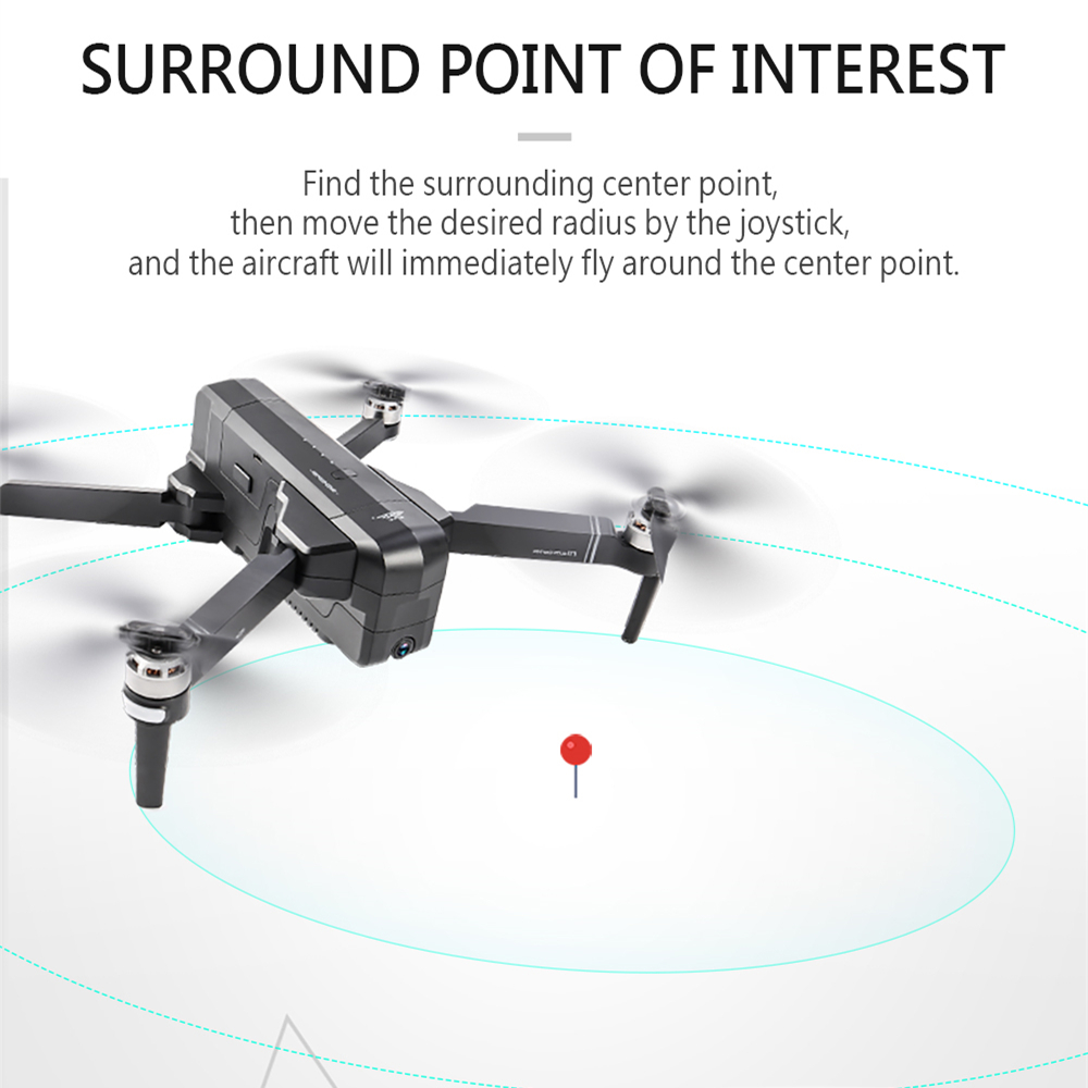 SJRC F11 RC GPS Brushless Drone with 1080P WIFI Camera Drone Quadcopter 28min Flight Time Quadrocopter with Camera Dron Vs CG033SJRC F11 RC GPS Brushless Drone with 1080P WIFI Camera Drone Quadcopter 28min Flight Time Quadrocopter with Camera Dron Vs CG033