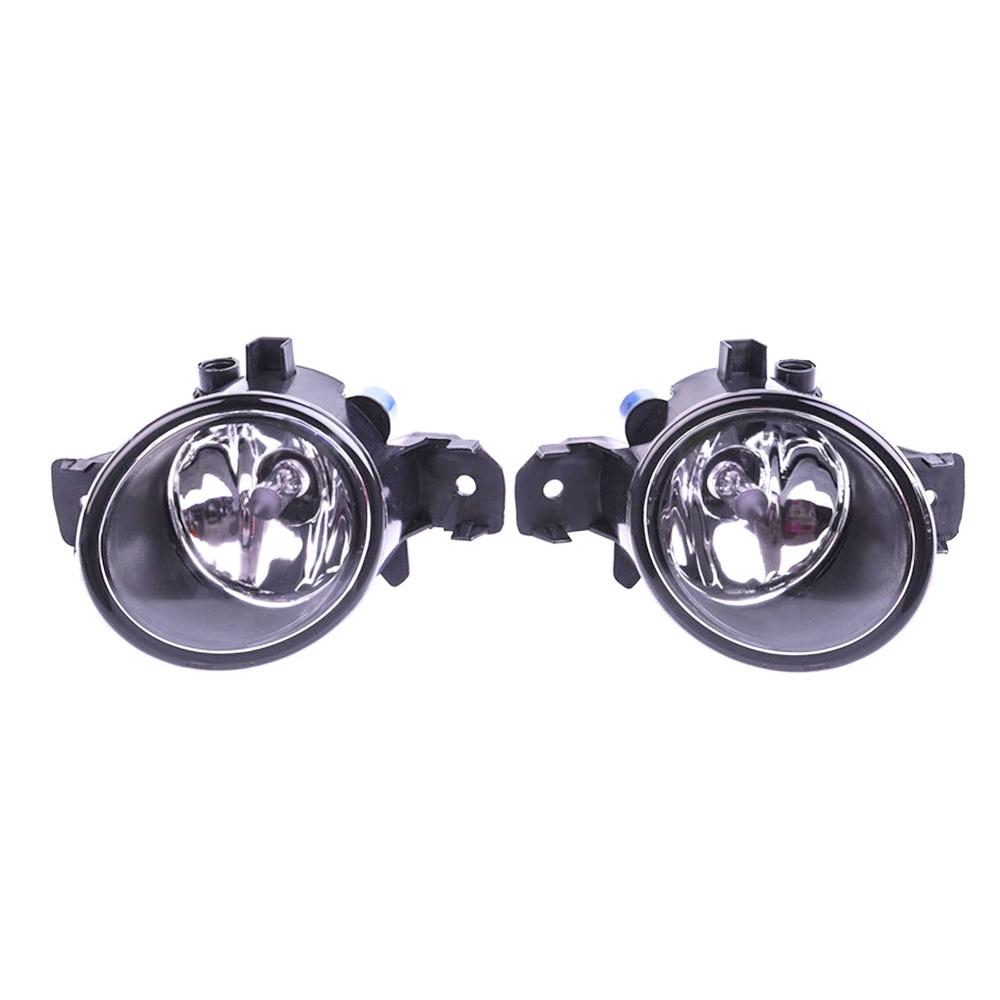 Brouillard Assemblage De La Lampe haute luminosité Brouillard Lumière Pour Nissan Almera Urvan Versa Mars Platina Rogue 2001-2015 Halogène Brouillard lumières 1 set