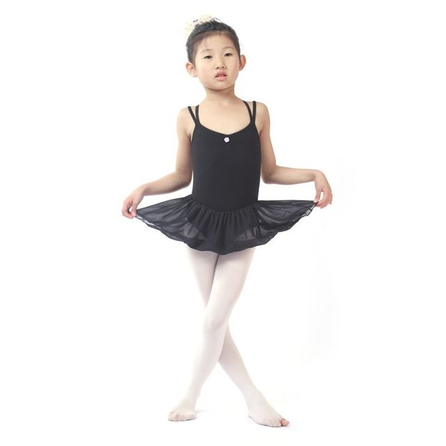 50640140d 7993 Girl Kids Toddler Ballet Dance Tutu Dress Gymnastics Leotard ...