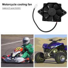 Radiator Motorcycle Dirt-Bike Go-Kart 150cc 200cc Quad Cooler for ATV Buggy Vodool-Oil