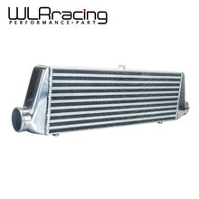 WLRING STORE- 550*180*65mm Universal Turbo Intercooler bar&plate OD=2.5″ Front Mount intercooler WLR-IN812-25