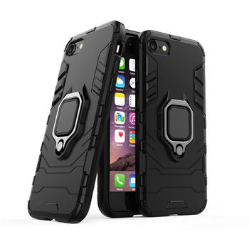 Luxury Armor Phone Case iPhone 6 Plus 6s Plus With Holder Ring