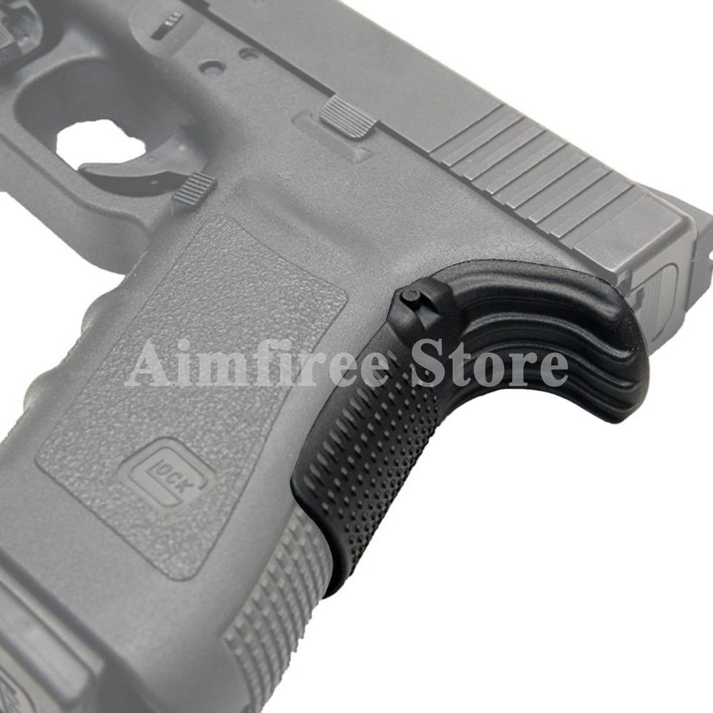 Handgun Grip Force Adapter BeaverTail Gen 1 2 3 Polymer For Glock 17 19 22 23 24 31 32 34 35 37 38