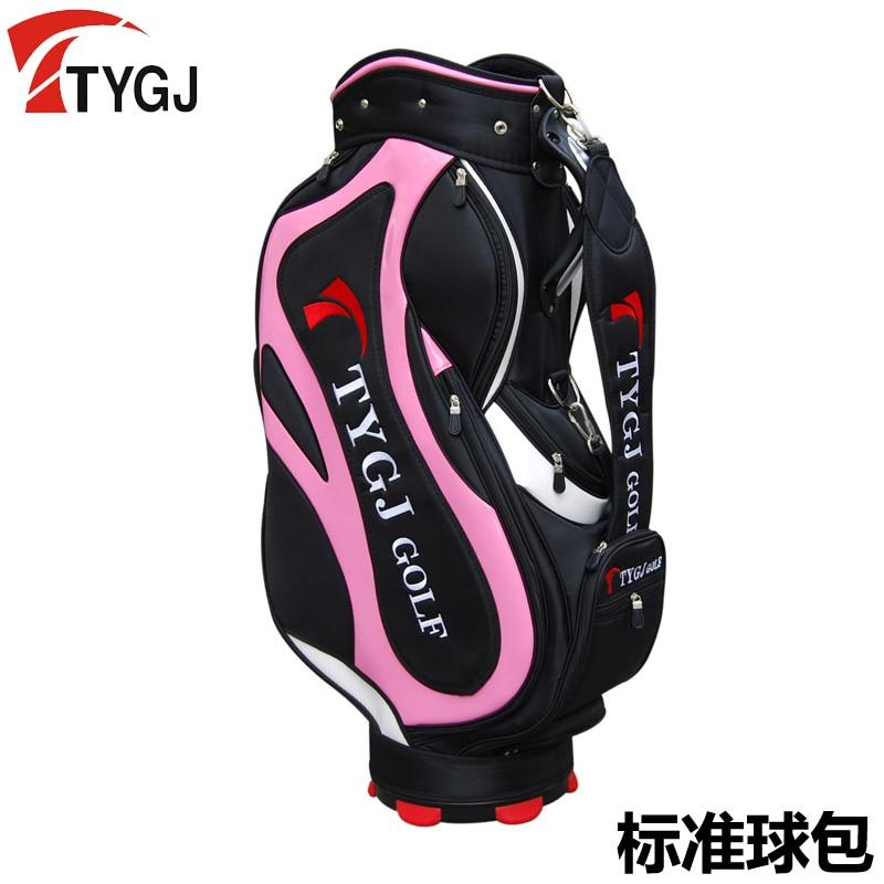 Marka TTYGJ. Xanımlar qadın golf klublarında çanta golf - Qolf - Fotoqrafiya 6