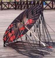 Seide Tuch Spitze Regenschirm Frauen Kostüm Fotografie Requisiten Tasseled Regenschirm Yarned Chinesische Klassische Öl-papier Regenschirm Sonnenschirm