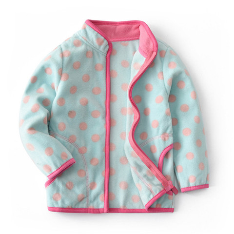 Baby girls coats children casual fleece jackets clothing fashion autumn kids cotton long sleeve jackets boys sports cardigan Karachi