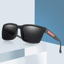 BRAND DESIGN Classic Polarized Sunglasses Men Women Driving Square Frame Polaroi