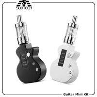 10 шт. Гитары небольшой бокс мод стартовый набор для вейпинга портативная гитара 2 мл емкость для жидкости испаритель электронная сигарета в
