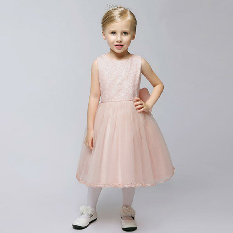 Flower Girl Dresses and Knee Length A-line Variety of Colors Lace Sleeveless Pageant Dresses for Little Girls Vestido Daminha ethernet w5100 r3 shield network board supports mega tf rj 45 works with official arduino board