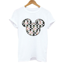 ZOGAN New Arrival Women Summer T-shirt Cartoon Tops Tee Female Cute Shirt Casual Short Sleeve T Graphic