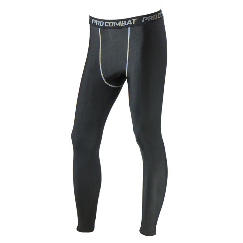 6ab3f7b992e Good Quality PRO Men s Compression Tights Pants Underwear Base Layer Quick  Dry Breathable Leggings Pant Trousers-in Skinny Pants from Men s Clothing  ...