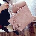MIWIND forma formal bolsa do vintage breves sacos de um ombro portáteis das mulheres cinza/preto/rosa/verde grande saco de capacidade