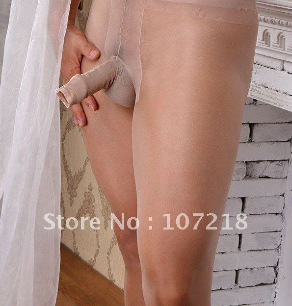 Men's with a set of stockings pantyhose stockings sexy stockings fun sheath & crotch closed-in Socks & Hosiery from Novelty & Special Use on Aliexpress.com | Alibaba Group