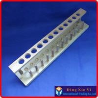 (2 teile/los) reagenzglas rack, holz reagenzglas rack, 12 löcher, Hohe Qualität, test, reagenzglas regal