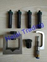 common rail diesel injector adaptor for Bosch and Denso injector, fuel injector adapters, common rail clamp repair tool