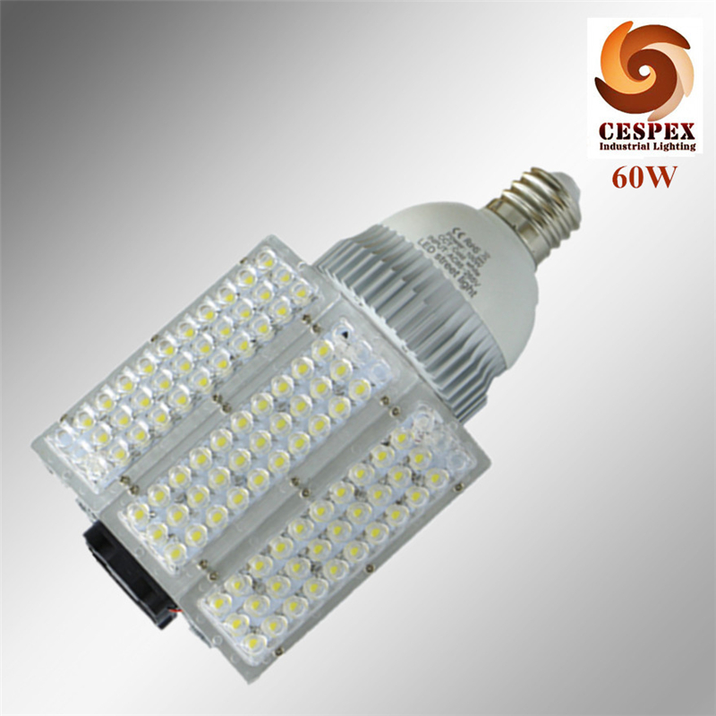 CE ROHS PSE LED street light lamp e39 e40 e27 e26 60w AC110V 220V 230V 240V 50/60 hz E40 E39 60W LED street light bulb 20w 30w 40w 60w 75w e40 led commercial warehouse industrial light corn e27 e26 e39 e40 samsung 5630 leds lamp bulb tuv etl