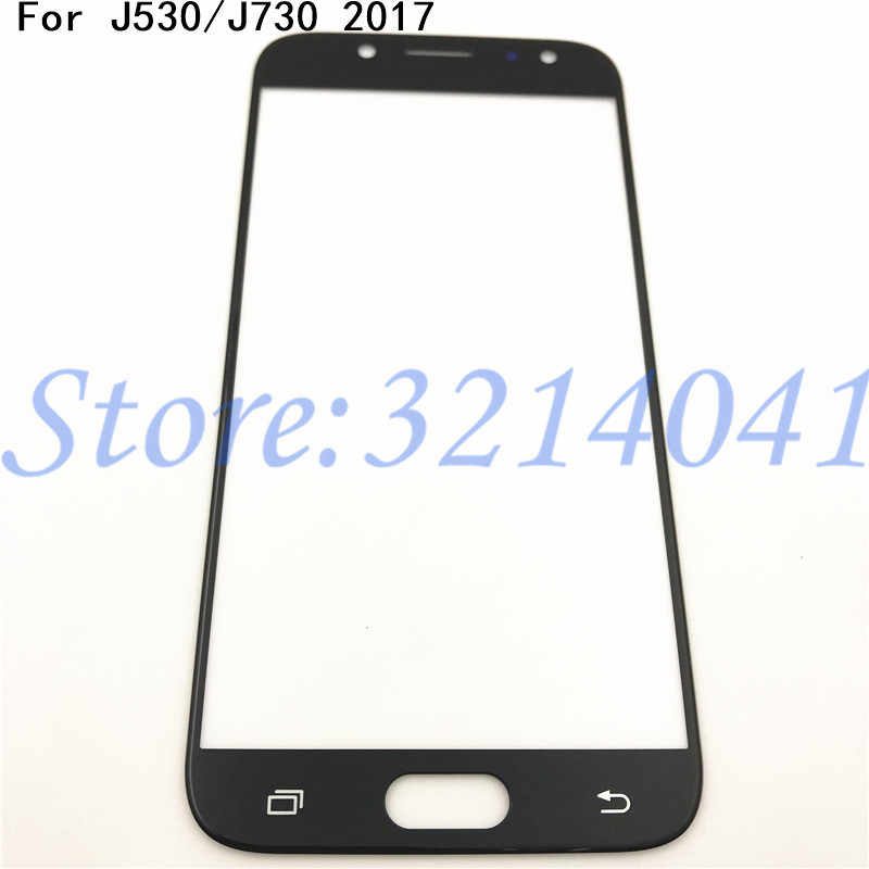Original Touchscreen Für <font><b>Samsung</b></font> Galaxy <font><b>J5</b></font> J7 J5Pro 2017 J530 J730 Touchscreen Sensor Glas LCD <font><b>Display</b></font> Front Panel Abdeckung image