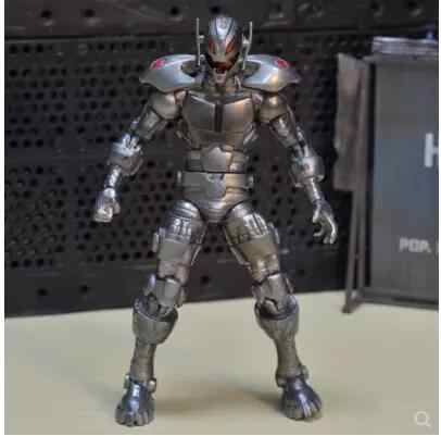 Marvel Legends Age of Ultron Big Boss Robot Ultron 8 polegada Ação Dos Desenhos Animados Figura Modelo