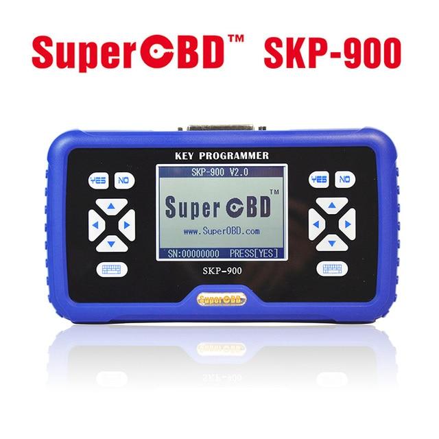 SuperOBD SKP900 SKP 900 OBD auto clave programador Soporta Casi Todos Los Coches de por Vida Actualización Gratuita En Línea