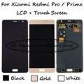 Para xiaomi redmi pro display lcd + digitador da tela de toque substituição de alta qualidade para xiaomi redmi pro prime 5.5 polegada telefone