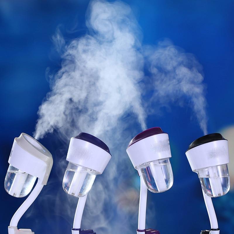 Car Steam Humidifier Air Purifier  II Mini 12V Aroma Diffuser Essential oil diffuser Aromatherapy Mist Maker Fogger new 300ml woodgrain essential oil aroma diffuser aromatherapy humidifier mist maker purifier 3 models