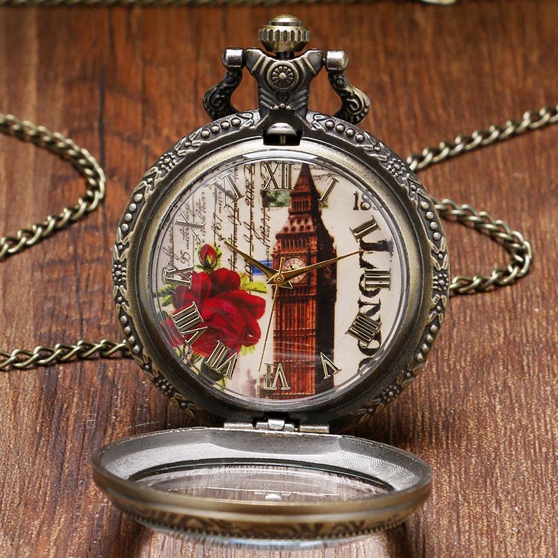 Big Ben//Elizabeth Tower Pendant Necklace