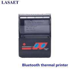 Darmowa wysyłka 2 Cal 58mm przenośna drukarka kodów kreskowych Bluetooth