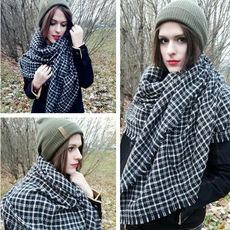 FURTALK Womens Beanie Hat Autumn Women Wool Knit Beanie Hat Cuff Beanie Watch Cap for Girls Spring Skull Hats for Female 2019 5