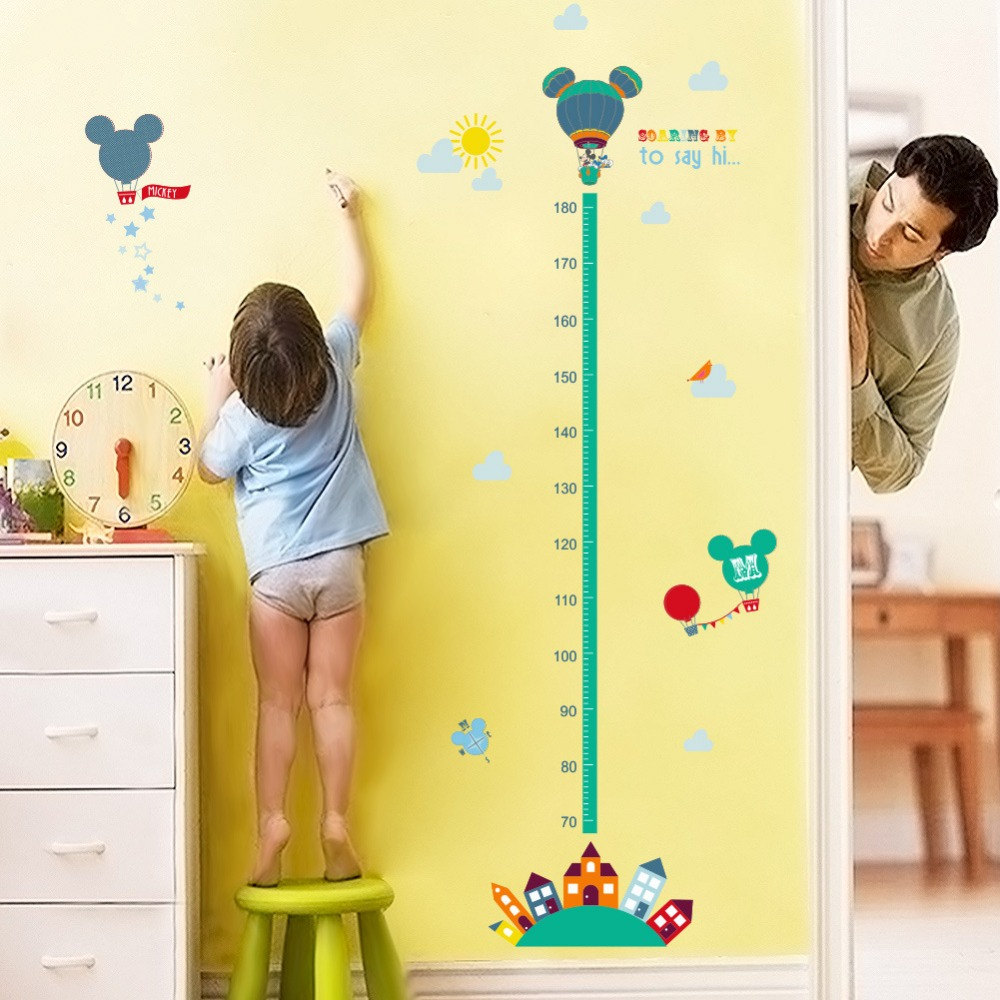 Colorful Mickey Mouse Wall Decor Stickers Picture Collection - The ...