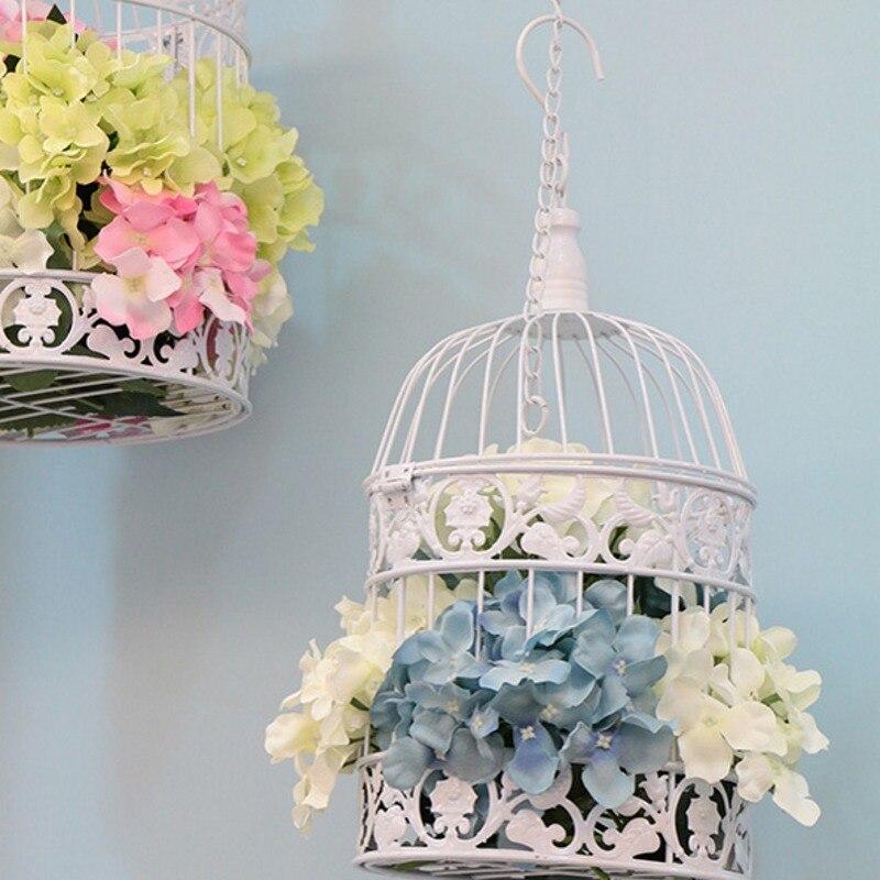 comprar hecho a mano decoracin de la boda jaula de hierro de la moda clsica antigua grandes jaulas de aves decorativas de cage carbon