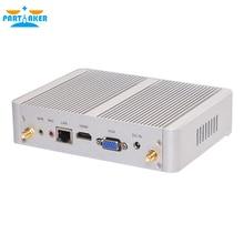 Partícipe B4 N3150 Negocio de Mini PC Más Barata de Mini PC Con Windows 10 Intel Corei3 4005U 5005U 4 K Kodi HTPC i3 300 M wifi HDMI VGA