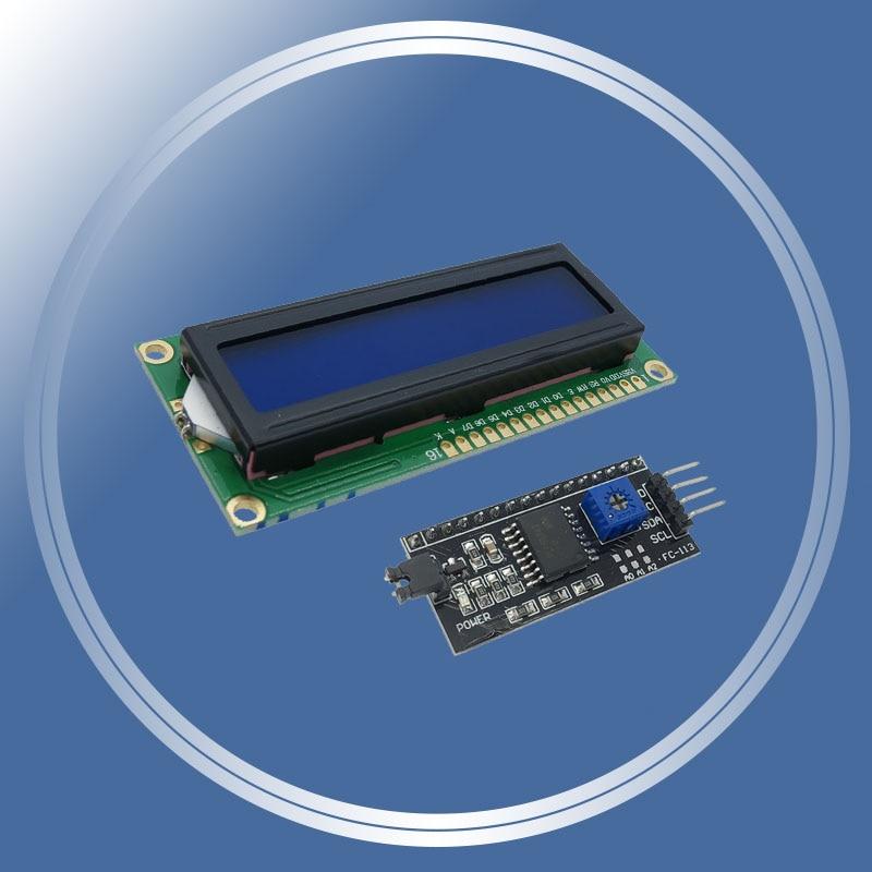 Raspberry Pi Serial lcd 1602 module 16x2 avec IIC//I2C//TWI adaptateur pour Arduino