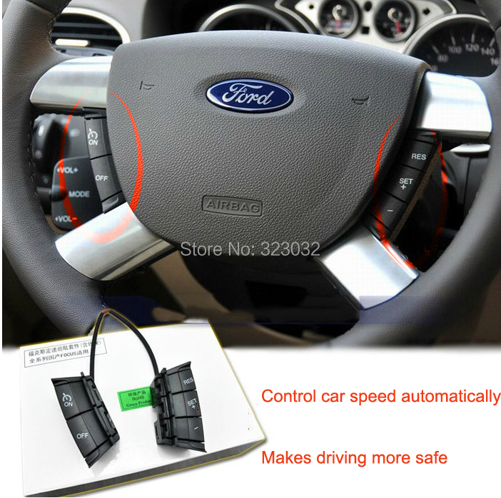 Ford Cruise Control Switch Cut Off : Car speed control switch cruise system kit